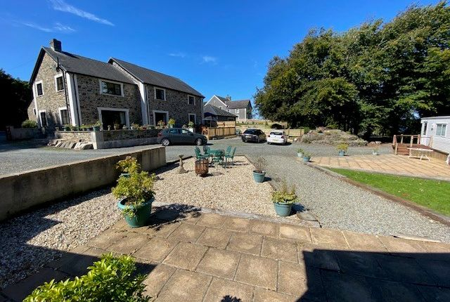 Thumbnail Detached house for sale in Penrhiw Pistyll Lane, New Quay