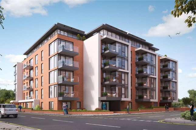 Thumbnail Flat for sale in Flat 36 Marsham House, Station Road, Gerrards Cross, Buckinghamshire