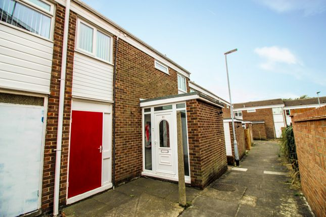Front View of Spring Close, Thornaby-On-Tees, North Yorkshire TS17