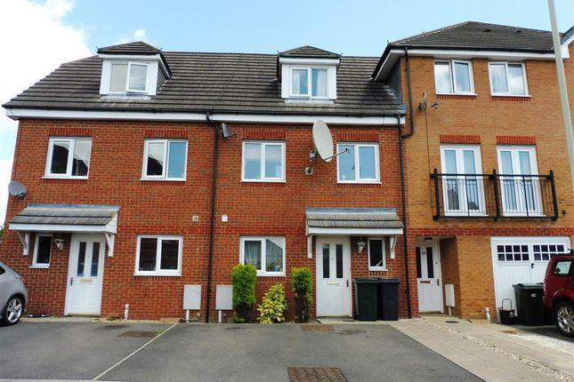 Thumbnail Terraced house to rent in Richmond Meech Drive, Kennington, Ashford