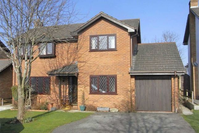 Thumbnail Detached house to rent in Llys Armon, Lixwm, Holywell