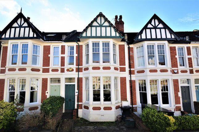 Thumbnail Property for sale in St. Albans Road, Westbury Park, Bristol