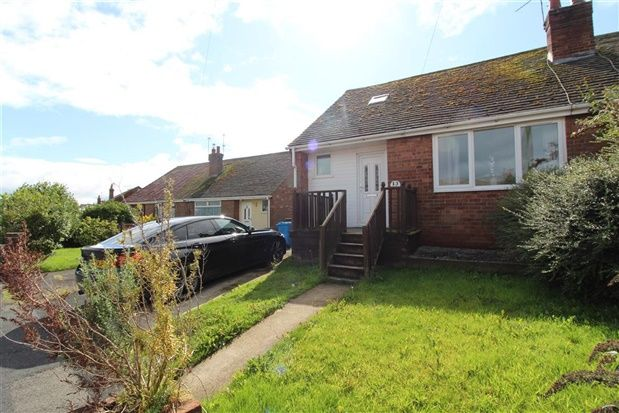 2 bed bungalow for sale in Parksway, Poulton Le Fylde