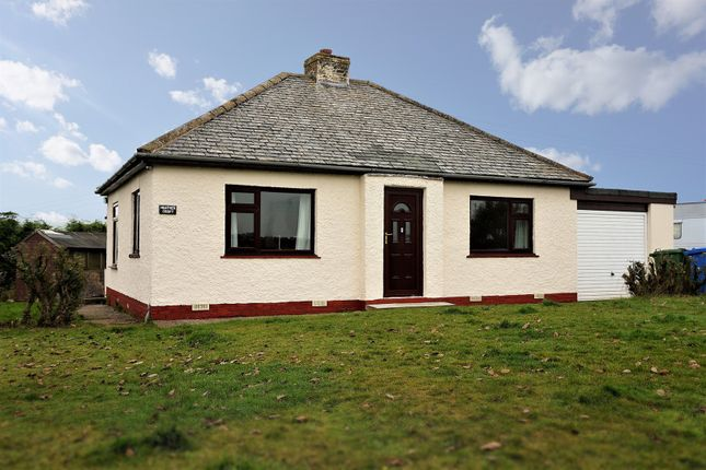 Thumbnail Detached bungalow for sale in Staintondale Road, Scarborough