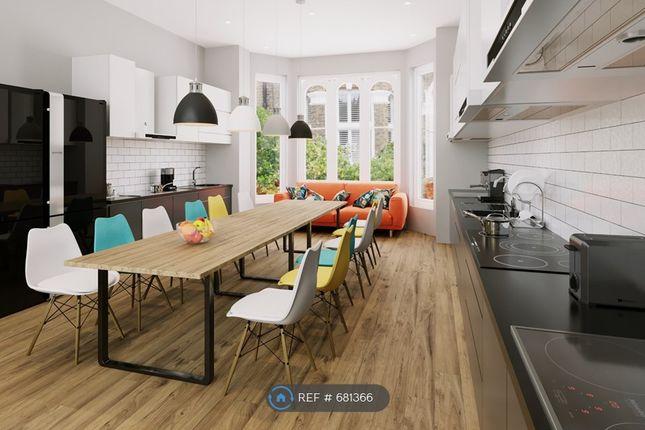 Kitchen Living Design