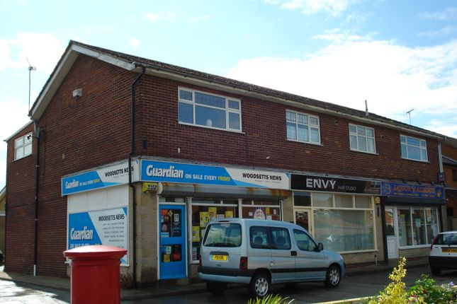 Thumbnail Flat to rent in Worksop Road, Woodsetts