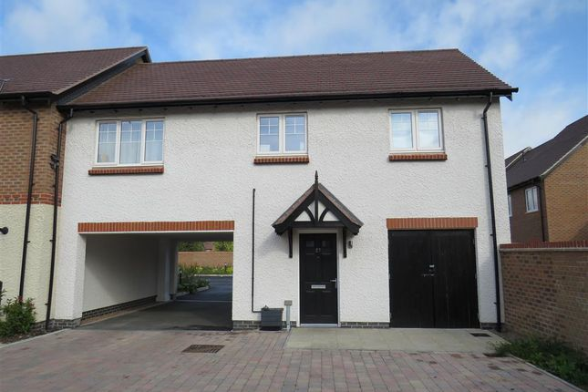 Thumbnail Flat to rent in Meer Stones Road, Balsall Common, Coventry