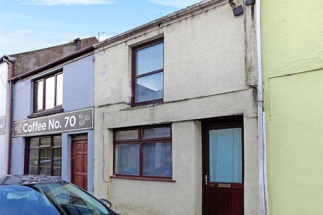 Thumbnail Terraced house for sale in Commercial Street, Ystalyfera, Swansea, West Glamorgan