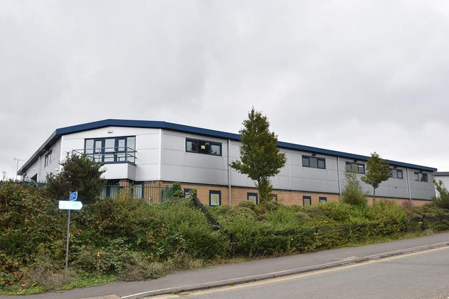 Thumbnail Warehouse to let in Unit N, The Fulcrum, Poole