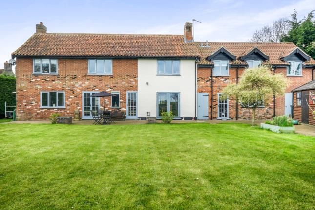 Thumbnail Detached house for sale in Ilketshall St. Andrew, Beccles, Suffolk