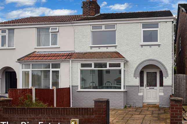 Thumbnail Semi-detached house to rent in Richmond Road, Connah's Quay, Deeside