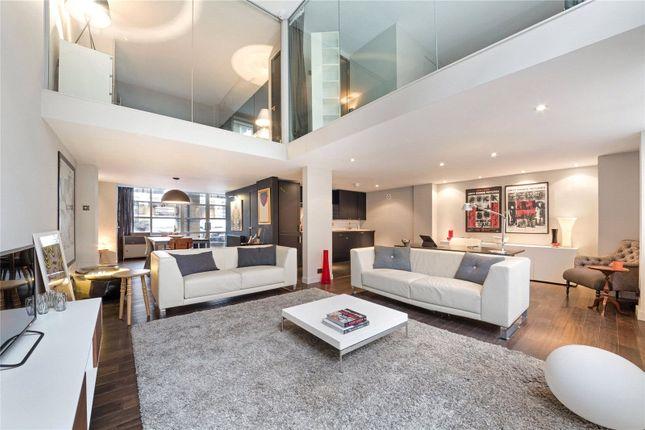 Thumbnail Maisonette to rent in Chilton Street, London