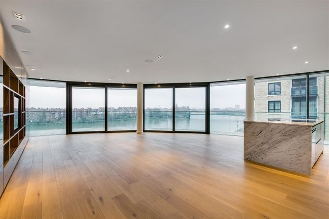 Thumbnail Flat to rent in Parr's Way, Fulham Reach, London