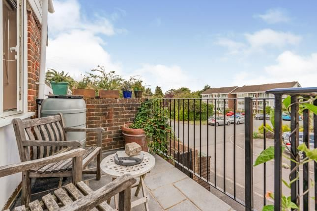 Balcony of Old Mill Drive, Storrington, Pulborough, West Sussex RH20