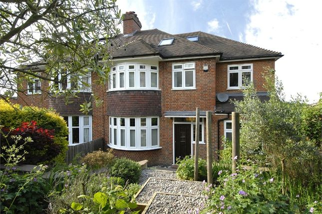 5 bed semi-detached house for sale in Duncombe Hill, London