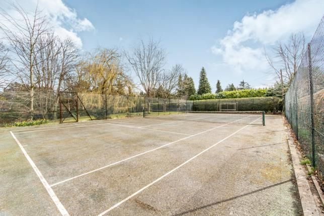 Tennis Court of Ashtead, Surrey KT21