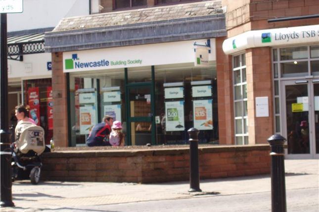 Thumbnail Retail premises to let in Queensbury Square, Dumfries