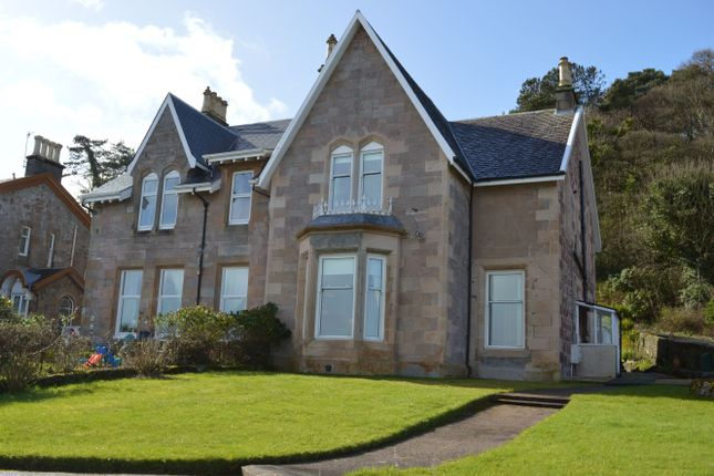 Thumbnail Semi-detached house for sale in 25, Craigmore Road, Montford, Rothesay, Isle Of Bute