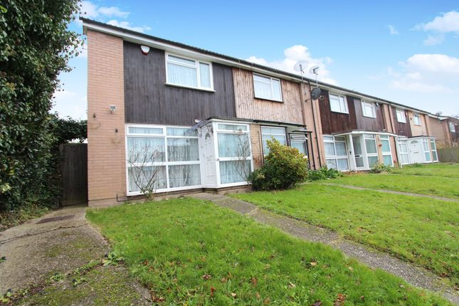 Thumbnail End terrace house to rent in Beech Tree Close, Stanmore