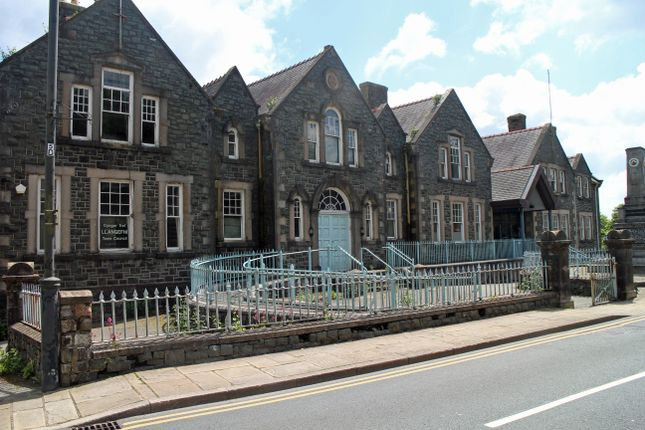 Thumbnail Office for sale in Llangefni, Anglesey