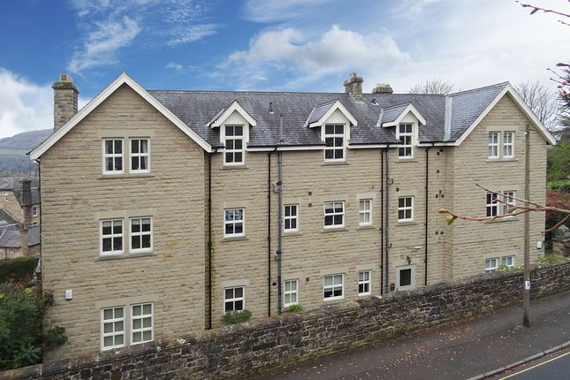 2 bed flat for sale in Smedley Street, Matlock DE4