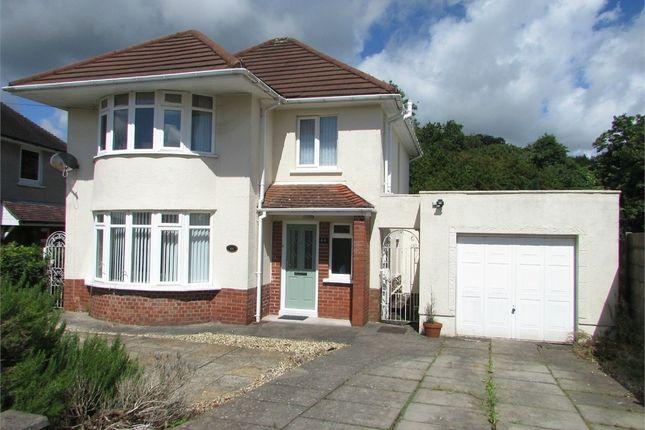 Thumbnail Detached house for sale in Cimla Crescent, Cimla, Neath, West Glamorgan