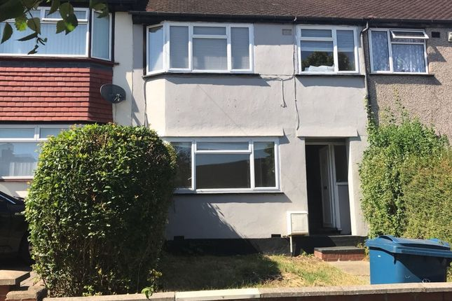 Thumbnail Terraced house to rent in Long Elmes, Harrow