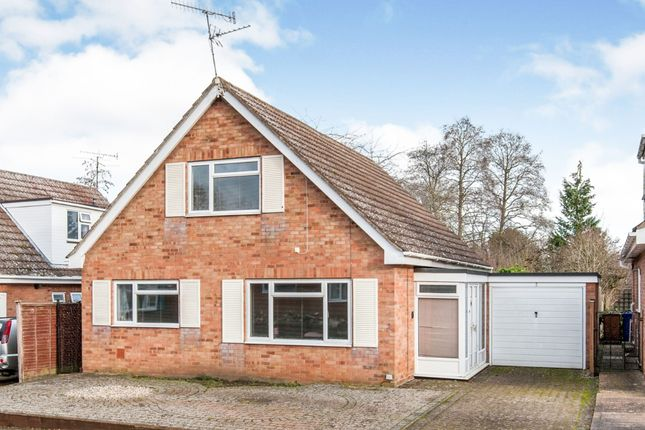Thumbnail Detached house for sale in Bury St. Edmunds, Suffolk