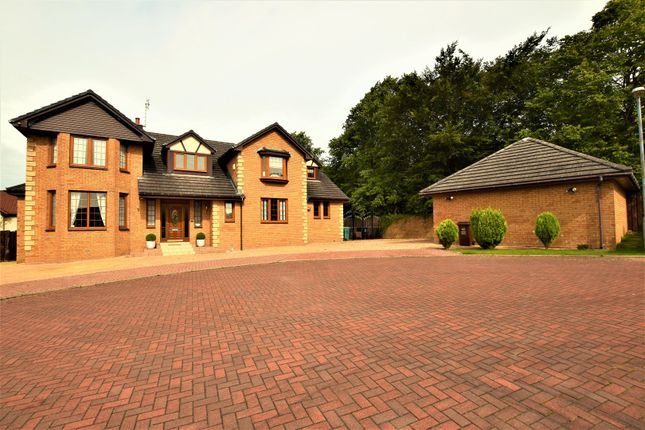 Thumbnail Detached house for sale in Braid Avenue, Motherwell