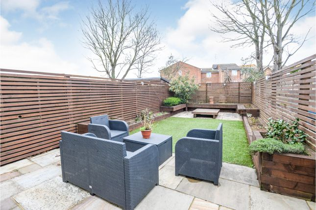 4 bed terraced house for sale in Eastcombe Avenue, London SE7