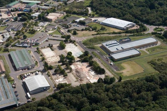 Thumbnail Land to let in Newbury Distribution Park, Communications Road, Newbury