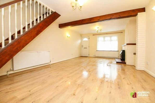 Thumbnail Terraced house to rent in Lion Green Road, Coulsdon