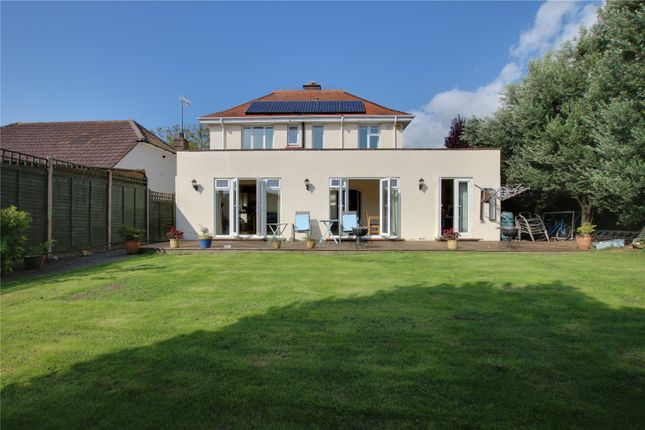 Thumbnail Detached house for sale in Parklands Avenue, Goring-By-Sea, Worthing