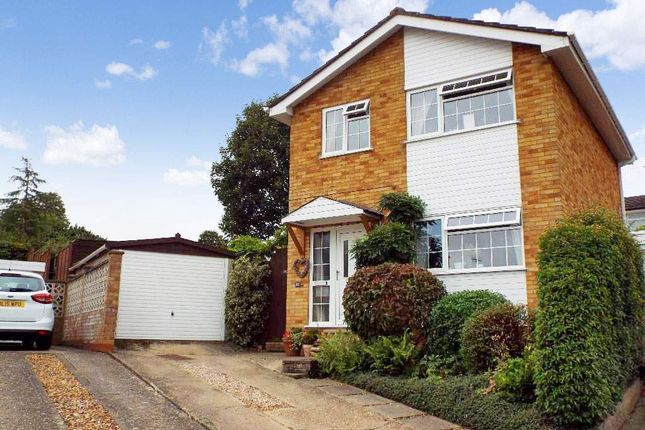 Thumbnail Detached house for sale in Monks Road, Wollaston, Northamptonshire