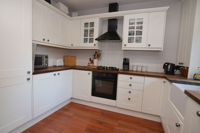 Thumbnail 2 bed terraced house for sale in Leeds Road, Methley, Leeds
