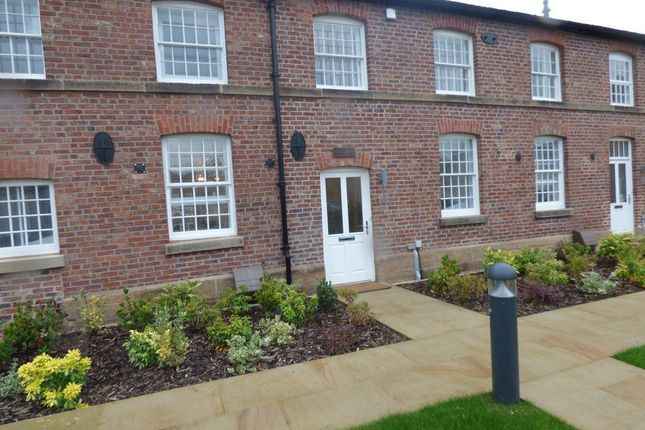 Thumbnail Terraced house to rent in The Coach Hse, Alderley Park