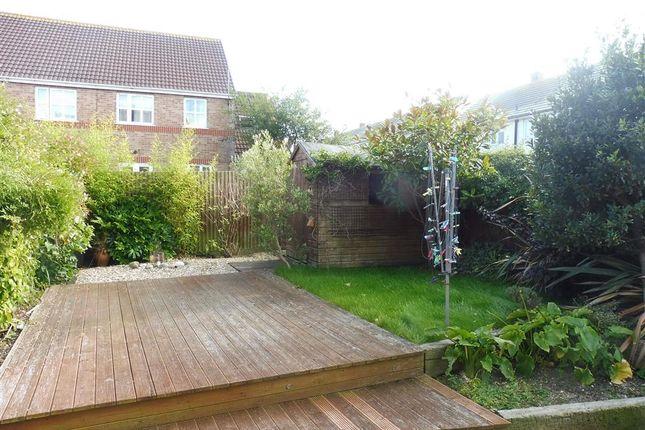 Garden of Elveroakes Way, Wyke Regis, Weymouth DT4