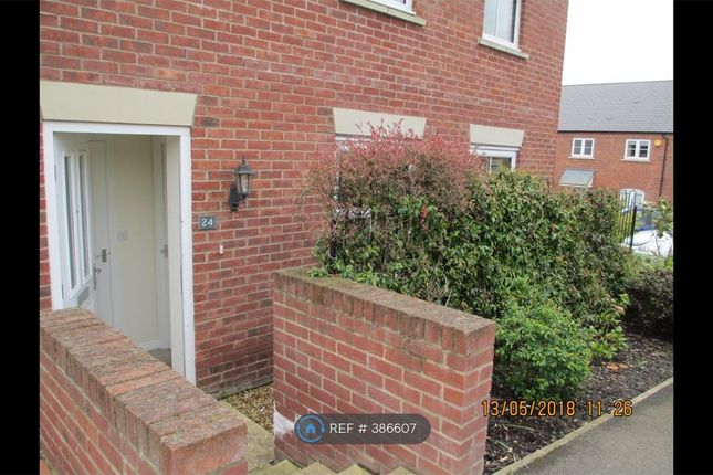 Thumbnail Maisonette to rent in Heron Road, Leighton Buzzard