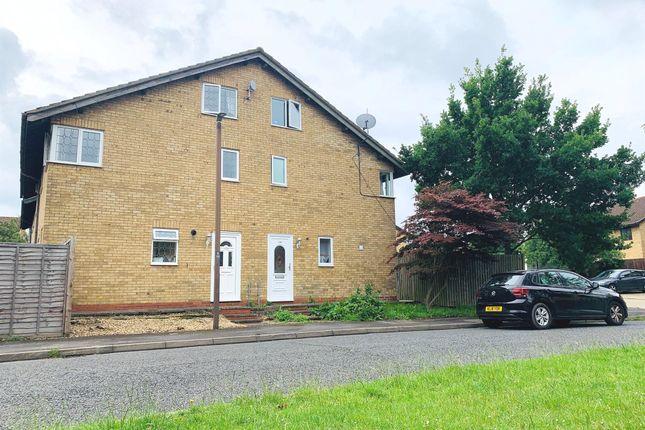 Thumbnail Property for sale in Studley Knapp, Walnut Tree, Milton Keynes