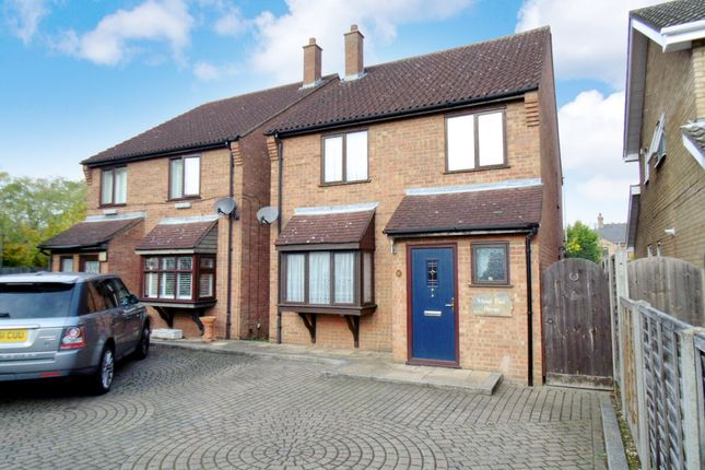 Thumbnail Detached house for sale in Rivermead Gardens, Sandy