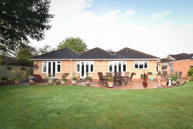 Thumbnail Detached bungalow for sale in Thorney Road, Streetly, Sutton Coldfield