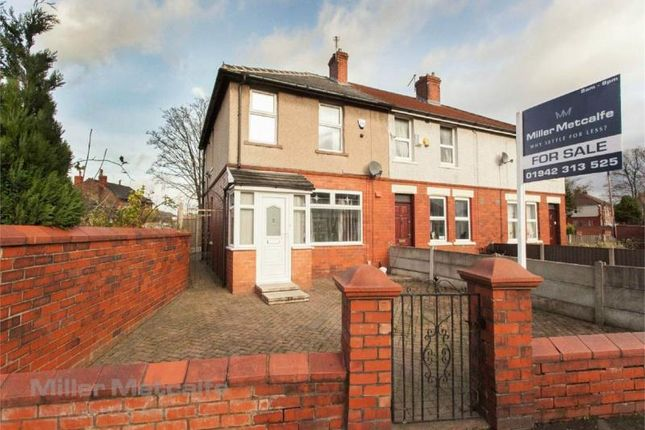 Thumbnail End terrace house to rent in Lime Avenue, Leigh