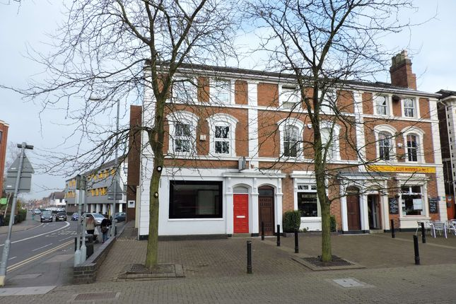 Thumbnail Commercial property for sale in Church Green, Redditch, Worcestershire