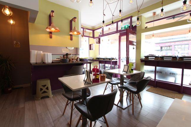 Thumbnail Restaurant/cafe to let in Star Street, Paddington