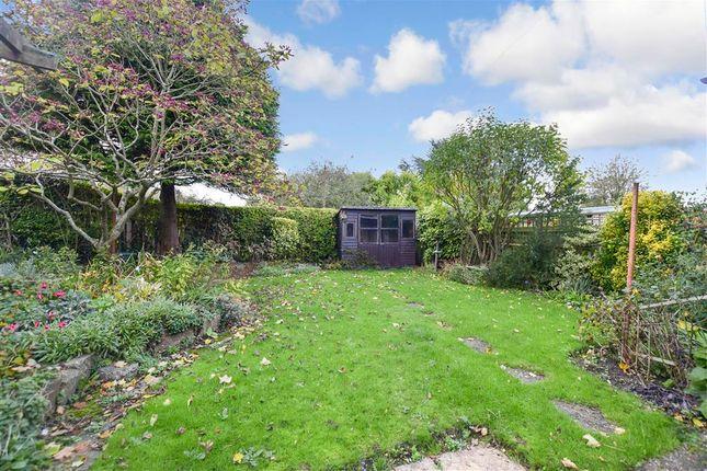 Rear Garden of St. Marys Way, Longfield, Kent DA3