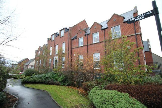Thumbnail Flat for sale in Lady Wallace Walk, Lisburn