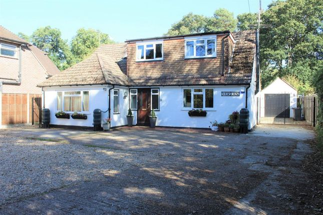 Thumbnail Detached house for sale in Vale Road, Ash Vale