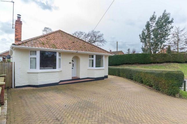Thumbnail Detached bungalow for sale in Sculthorpe Road, Fakenham