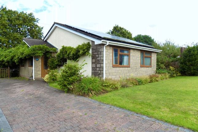 Thumbnail Bungalow for sale in St. Clears Close, Caerphilly