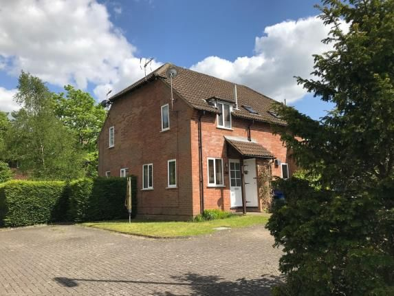 Thumbnail End terrace house for sale in Church Crookham, Fleet